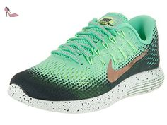 Nike 849569-300 Chaussures de trail running, Femme, Multicolore (Green Glow    Mtlc Filet Bronze   Hasta), 40.5  Amazon.fr  Chaussures et Sacs bef4b827e9ff