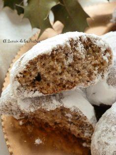 Bakery Recipes, Cookie Recipes, Dessert Recipes, German Cookies, German Baking, German Desserts, Coconut Cookies, Gourmet Gifts, Brownie Cookies