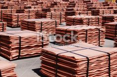 Copper Sheet Stacks Copper Sheets, Texture, Wood, Crafts, Madeira, Woodwind Instrument, Surface Finish, Wood Planks, Crafting