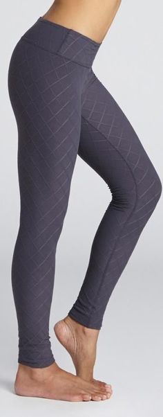 Quilted Essential Leggings by BEYOND YOGA