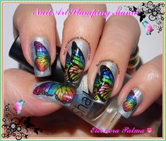 Nail Art Stamping Mania: LeadLight Mani With Permanent Markers and Mash Plate  http://nailartstampingmania.blogspot.it/2014/06/leadlight-mani-with-permanent-markers.html