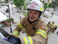 London, ON Fire Fighters hold Mount Everest Climb challenge