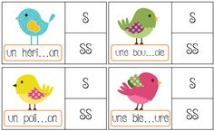 File Folder Games, Sons, Playing Cards, Classroom, Teaching, Cycle 2, Centre, Conscience, French