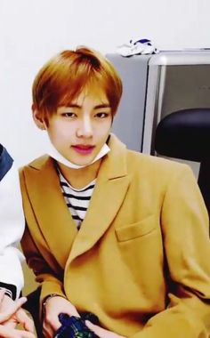 Kim Taehyung what in the fuck are you doing with your pretty ass fox face child  - my question exactly omfg