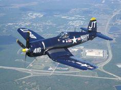 "F-4U Corsair: Japanese pilots called it ""Whistling Death"""