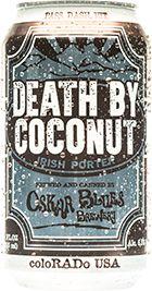 Oskar Blues Dath by Coconut