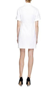 Cate Cotton and Lace-Detail Dress by Peter Pilotto - Moda Operandi