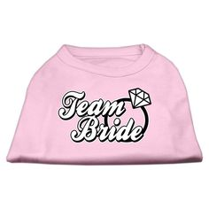 Mirage cat Products 18-Inch Team Bride Screen Print Shirt for cats, XX-Large, Light Pink * Check out this great image  : Cat Apparel