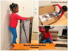 Harlem Love Birds: Review & Giveaway: Shark Rocket Vacuum ($180 value) ends 3/6/2014