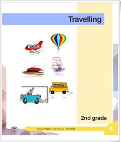 "Unidad 3 de Social  Science de 2º de Primaria: ""Travel and communication"" Social Science, Objects, English, Travel, Socialism, Teaching Resources, Unity, United States, Learning"
