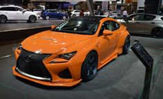 Lexus RC F Widebody Beast Ends Up In Chicago – automotive99.com