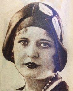 1930s womens hat