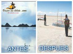 Desaparece Poopó, el segundo lago más grande de Bolivia - ViajarSinBillete.com