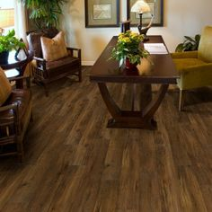 Hallmark Floors Town and Country Luxury Vinyl Floors