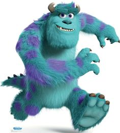MONSTERS UNIVERSITY INC SULLEY SULLY LIFESIZE STANDUP STANDEE CUTOUT POSTER NEW picclick.com