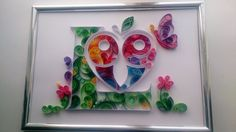Quilling art by QuillingByKadriya on Etsy