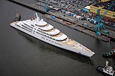 AZZAM – Die weltgrößte Yacht