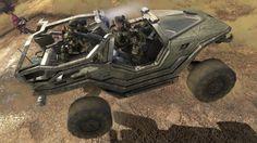 Excellent Halo Warthog infographic – Motortorque