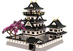 jjukjang rendered a pretty cool castle for submission on LEGO Ideas. Since joining the site he has produced several castles, with the Osaka Castle gaining over 1,000 supporters (currently still in …