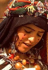 berber also known as amazigh people