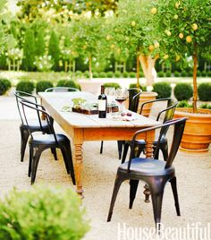 Outside Dinning space