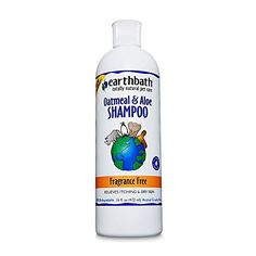 cat shampoo sensitive skin - Earthbath Oatmeal and Aloe Shampoo, 16 oz ** Continue to the product at the image link. (This is an affiliate link) #CatShampoo