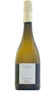 Vin crémant Blanc Secret Bois Mozé
