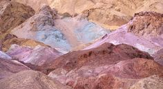 death valley colors - Google Search