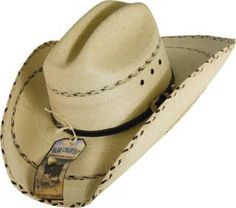 Blue Chair Bay Kenny Chesney Western Hat