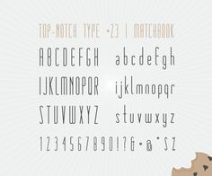 I have this font - now I will design something with it in coral and grey!