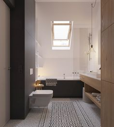 Interior design for a house in a modern minimal scandinavian style for young couple. Location: Kolodishchi township. Studio | ZROBYM architects design | Dmitry Sheleg location | Minsk, Belarus style | Scandinavian style S | 293 m2 year | 2016.