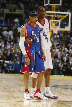 Kobe Bryant Allen Iverson All Star Game Memories Never Fade