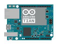 Yeni Arduino Kartı Arduino Tian