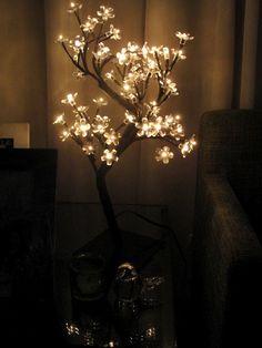 árvore flor de luz -  loja: Imaginarium