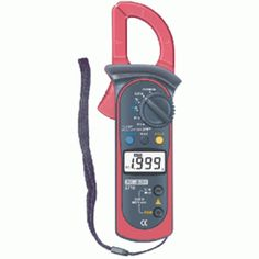 Buy Kusum Meco AC Clampmeter 2718 at our Online Shopping & Business Portal...
