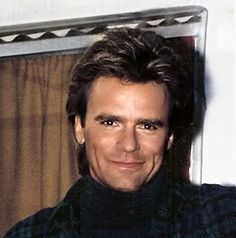 RICHARD DEAN ANDERSON during the MacGyver years