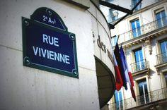 rue Vivienne - Paris 1er/2e