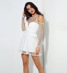 3dd1e89f katerina mini dress – Maries Boutique Skater Style, January 2018, White  Dress, Skate