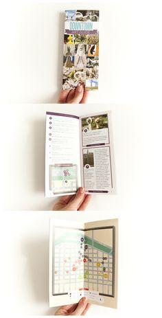 simple handout or brochure Smash Book Inspiration, Design Inspiration, Design Ideas, Travel Brochure, Brochure Design, Layout Design, Print Design, Graphic Design, School Brochure