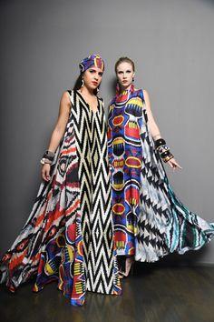 Abaya Fashion, Modest Fashion, Fashion Dresses, African Print Fashion, Indian Fashion, Kaftan Designs, Tent Dress, Mode Hijab, African Dress