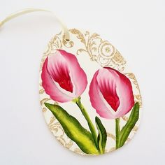 Easter decoration -tulips £4.00