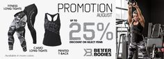 Better Bodies Monthly Promotions at www.myimagegear.com