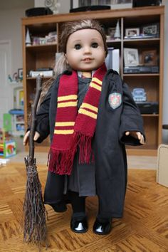 American Girl Hogwarts Outfit