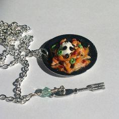 Nachos necklace