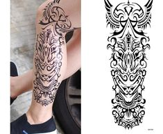 Fake Tattoos, Tribal Tattoos, Tattoos For Guys, Maori Tattoos, Polynesian Tattoos, Bicep Tattoos, Tattoos Pics, Tattoos Gallery, Tattoo Drawings