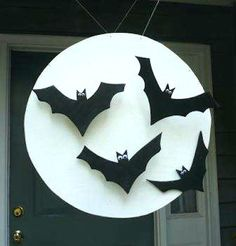 easy Halloween decoration