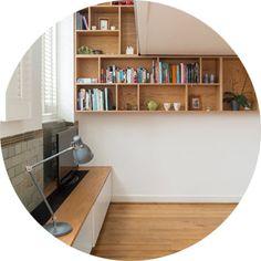 Bespoke Plywood Furniture Slim Bookcase, Bookshelves, Plywood Kitchen, Kitchen Wood, Kitchen Ideas, Kitchen Cabinets, Plywood Furniture, Office Furniture, Wall Shelves