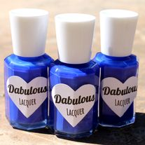 Products · Blue Electric · Dabulous Lacquer's Store Admin