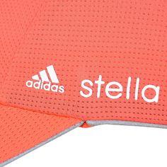 Casquette De Course Rouge - Adidas By Stella Mccartney