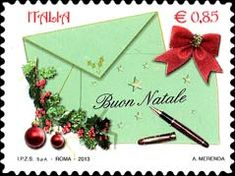 Buy and sell stamps from Italy. Meet other stamp collectors interested in Italy stamps. Christmas In Italy, All Things Christmas, Xmas, Christmas Themes, Christmas Decorations, Christmas Ornaments, Holiday Decor, Love Mail, Commemorative Stamps